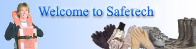 Welcome to Safetech Supply